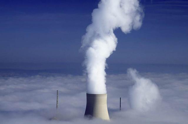 Centrale Nucléaire d'Isar, en Allemagne