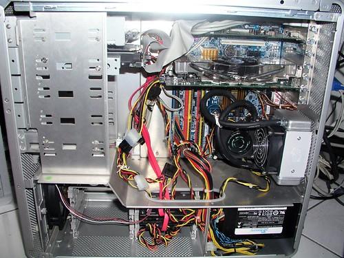 我的 PC 內部週邊配置