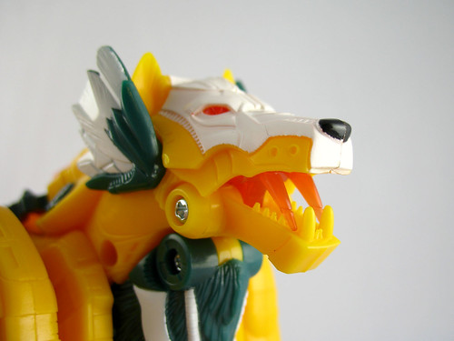 Botcon 2007 Weirdwolf (alt head-cyber key activated)