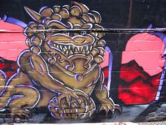 alley art