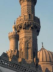 Al Azhar (dorothysegal) Tags: eid egypt cairo ramadan alazhar spicemarket wissawassef
