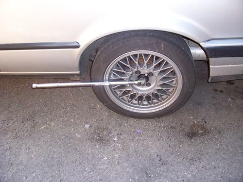 Rear wheel bearings 1