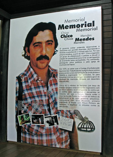 Chico Mendes Memorial