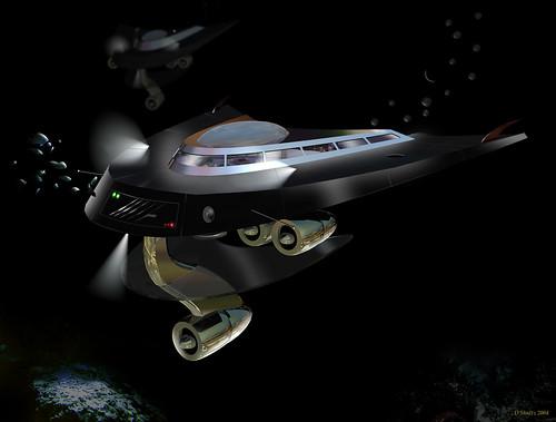 SpaceShipWalmart