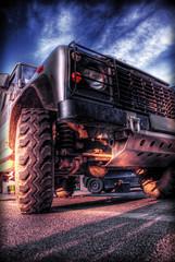 The Defender (skelter) Tags: nikon offroad 4x4 rover land defender d80 nikonstunninggallery fiveflickrfavs