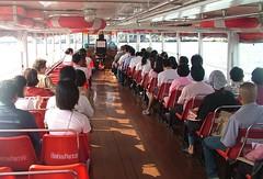 Thailand .Bangkok .Chao Phraya River Ferry. 445 (pjwar) Tags: thailand bangkok chaophrayariver pjwar