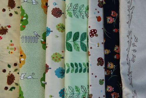 Japan Fabrics 2