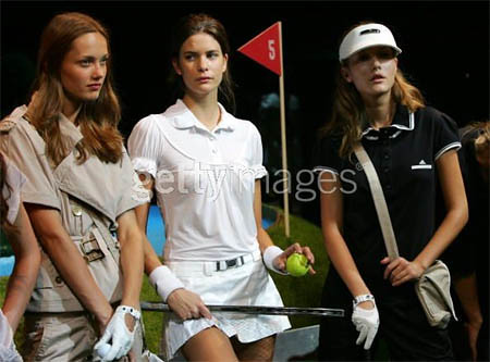 stella mccartney adidas tennis dress. Another look at the tennis