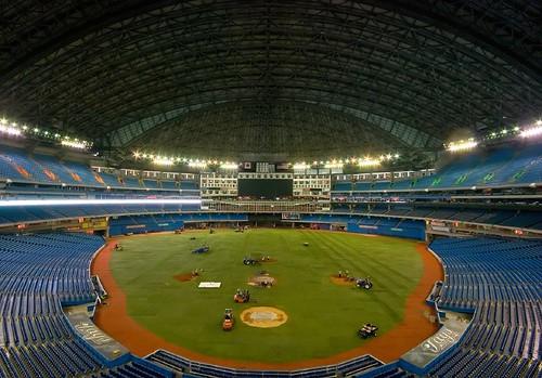 Rogers Centre - Full Stadium View