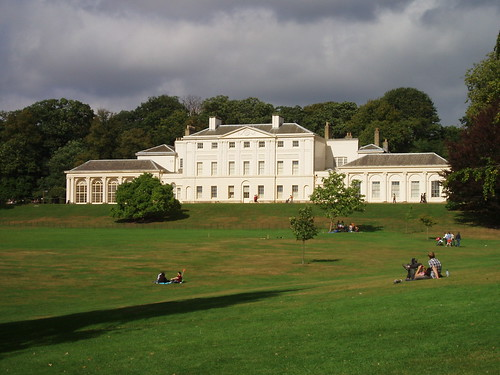 Kenwood House, London by daveyboyhill.