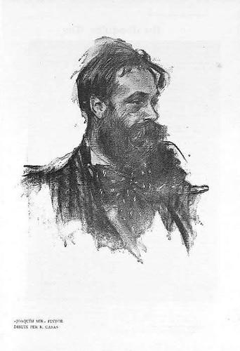 Joaquin Mir, pintor