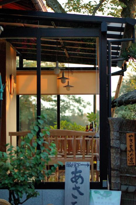 清水坂旁的咖啡館