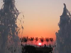 Sunset in Konak