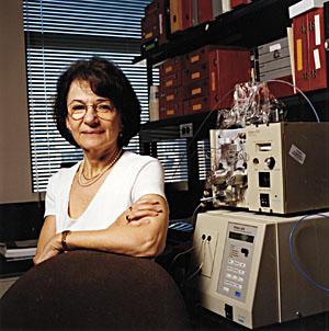 Patricia Goldman-Rakic