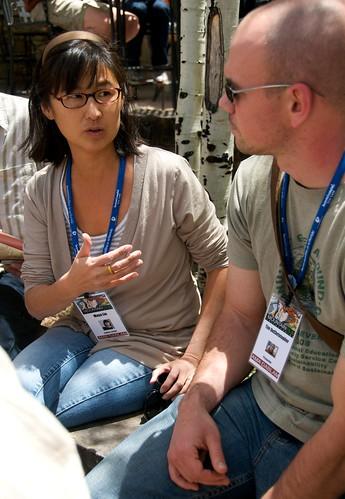 Maya Lin & Tim DeChristopher