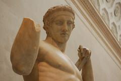 Diadoumenos (clio1789) Tags: newyork statue greek met metropolitanmuseumofart diadoumenos