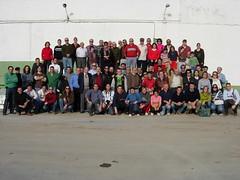 V Encuentro de Amigos del Ferrocarril en Linares-Baeza -- Foto de Grupo (Jaro470) Tags: v encuentro fotodegrupo linaresbaeza albaf encuentrodeamigosdelferrocarrilenlinaresbaeza