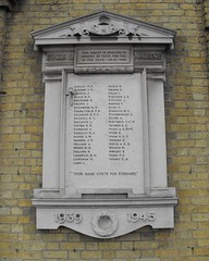 20100911 Southampton (portmanspad) Tags: world two memorial war wwii ww2 southampton