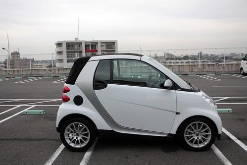 smart fortwo cabrio mhd