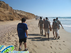 IMG_8657 (Streamer -  ) Tags: ocean sea people green beach nature ecology up israel movement garbage group cleanup clean scouts bags friday  nonprofit streamer initiative enviornment     ashkelon         ashqelon    volonteers