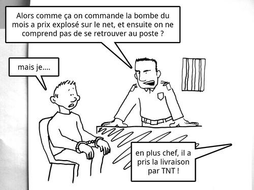 Impact du terrorisme sur l'ecommerce ?: picture impact du terrorisme sur l'ecommerce ? by danielbroche