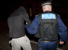 Rochdale Vortex (Greater Manchester Police) Tags: police raid officer lawenforcement arrest gmp prisoner rochdale policeofficer handcuffed cuffed britishpolice ukpolice lawenforcementofficer greatermanchesterpolice tacticalaidunit policeoperation supervortex specialistoperationsunit rochdalesupervortex