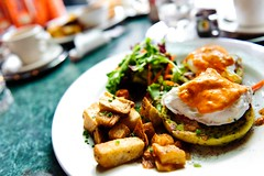 20101107_065 (partypoopa) Tags: nov food breakfast vancouver nikon downtown egg brunch benny subeez d3 2010 benedict