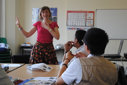 Upper Intermediate Class by Shane Global Language Centres, on Flickr