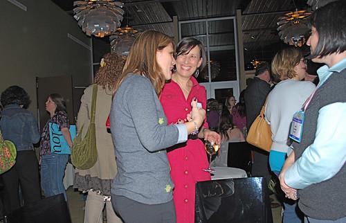 Rebecca, Kristin, Bari