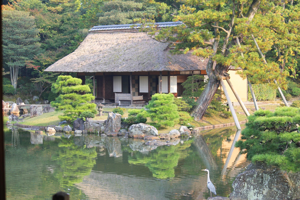 A Japan photo No.381:Katsura Imperial Villa,Kyoto