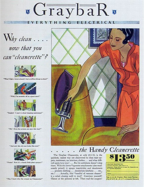 Graybar Cleanerette, 1930