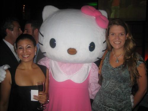 Hello Kitty at Vegas Show