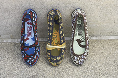 Eleanor Grosch for Keds (becoolkeds) Tags: shoes sneakers eleanor keds slipon grosch