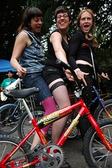 Multnomah County Bike Fair 2007