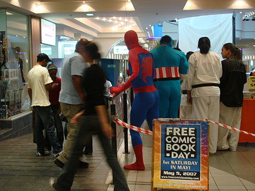 Free Comic Book Day 2007: Cape Town