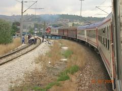 leaving Istanbul to Cappadoccia