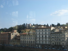 View from the Uffizi (thebilinskys) Tags: florence honeymoon uffizi