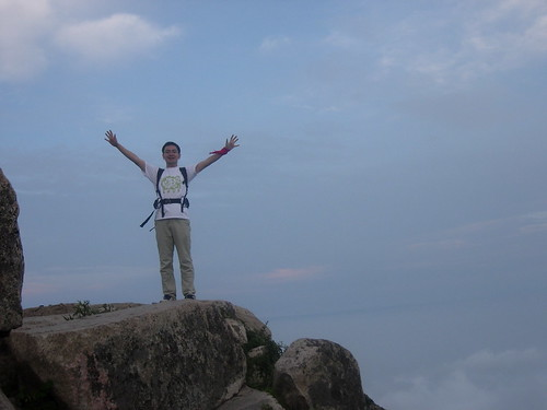 I am the king of the world
