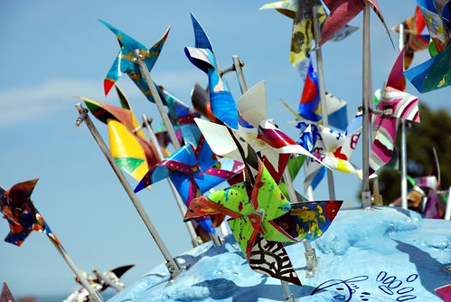 Pinwheels from around the world