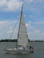 VolendamMarken046 (tjabeljan) Tags: haven holland netherlands dutch harbour paysbas marken olanda ijsselmeer volendam