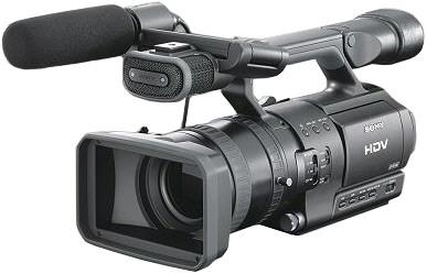 Canon XL2 3CCD/HDV
