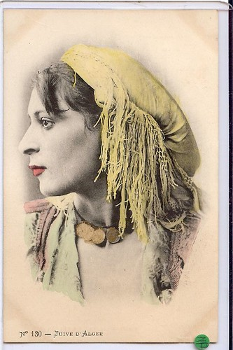 Algeria Jewish Woman scan0481