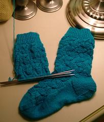 Clementine Socks