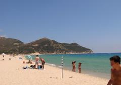 Solanas Beach Sardinia Topics Beach Solanas Italia Sardegna Italy Sardinia