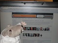 Day 103 - LabRat hits Gnomedex! (betsyweber) Tags: seattle gnomedex labrat labratstv gnomedex07