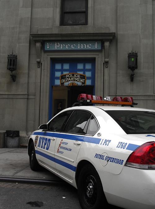 NYPD, 1st Precinct