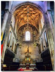 20070602_Braga_se_interior_orgaosaltar_mor (vmribeiro.net) Tags: portugal church geotagged sé igreja braga abigfave excapture geo:lat=41550025 geo:lon=8426835