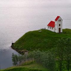 Church - by Atli Harðarson