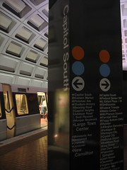 Capitol South Station