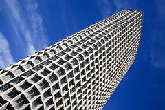 Centre Point (Rod Monkey) Tags: england london skyscraper centrepoint onblue peopleschoice abigfave aplusphoto rodirvine